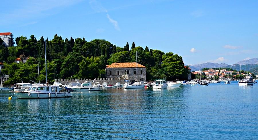 Mali Ston Croatia Marina