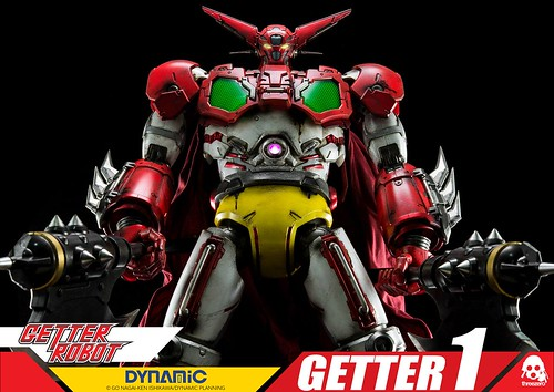 ThreeZero Getter | by toybot studios