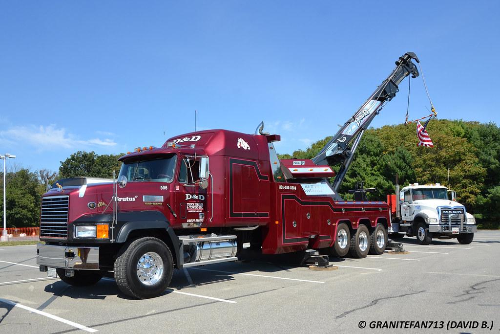 D & D Towing >> D D Truck Repair Towing Mack Cl713 Trucks Buses