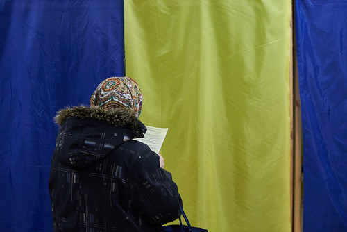 Observation mission of the local elections in Ukraine - 25 October 2015 | by Congress of local and regional authorities