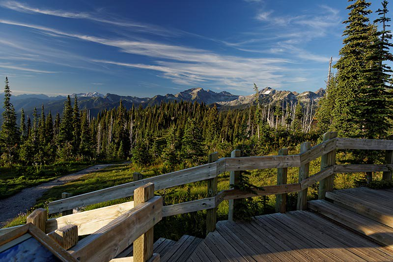 Mount Revelstoke National Park, Kootenay Rockies, British Columbia