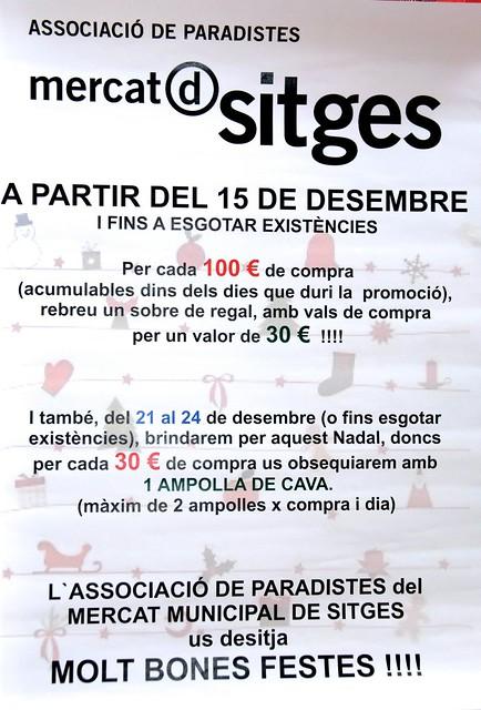 El Mercat de Sitges