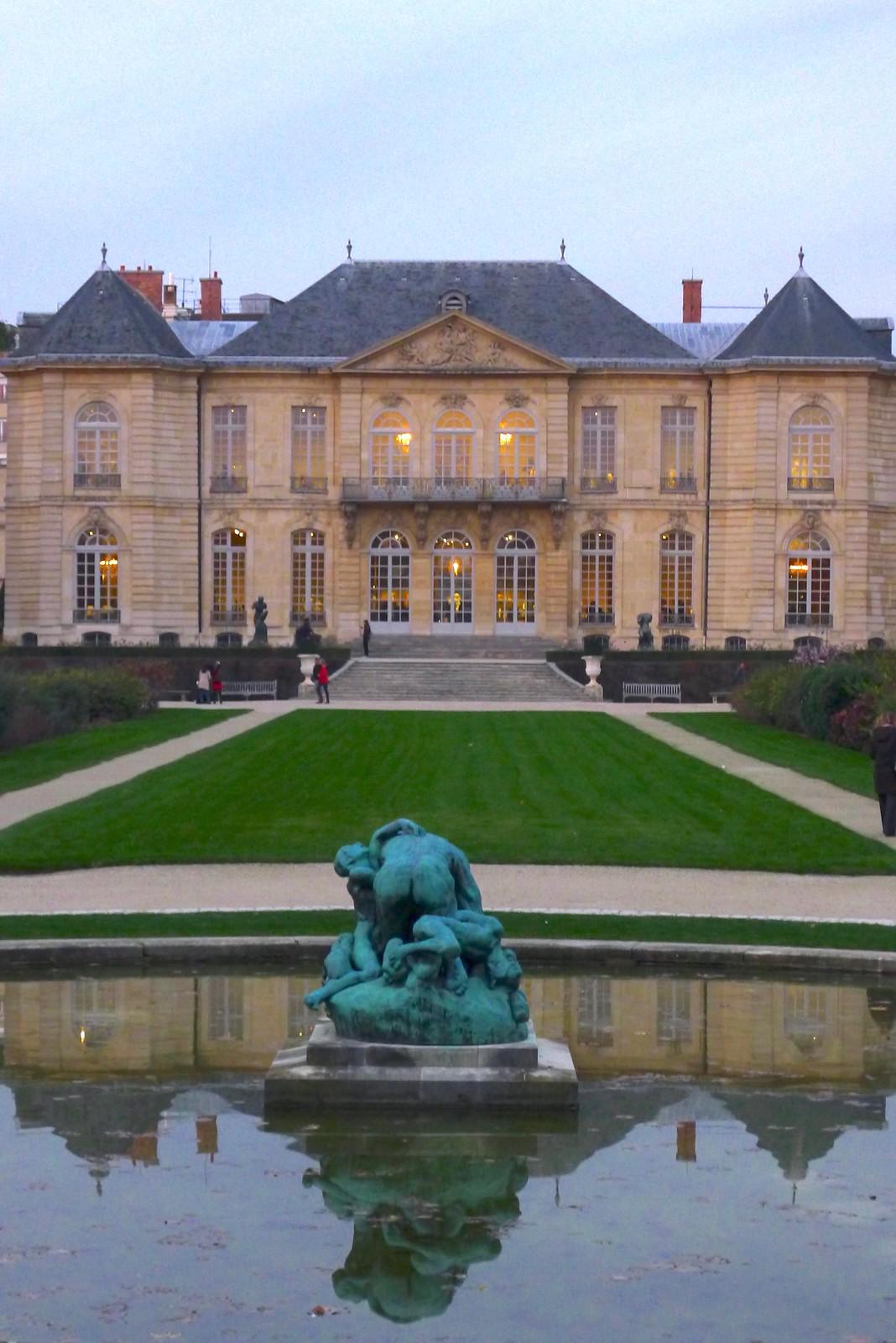 Réouverture du jardin du Musée Rodin