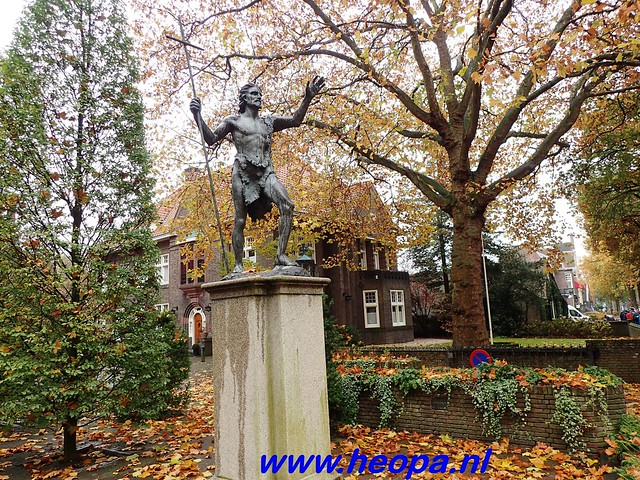 2016-11-09  Gooimeer tocht   25 KM   (106)
