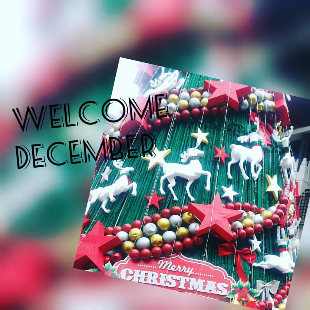 Welcome Desember 70