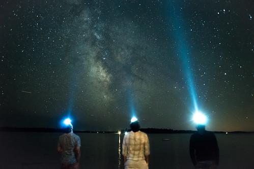 longexposure vacation color digital stars landscape minolta sony 28mm maine astrophotography nightsky headlamp brooklin a7 milkyway starscape ƒ2 robbhohmann