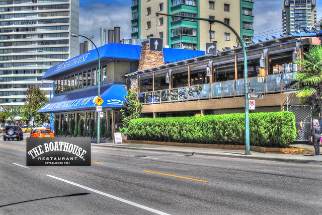 The Boathouse Restaurant-English Bay-Vancouver Britiah Columbia  7004
