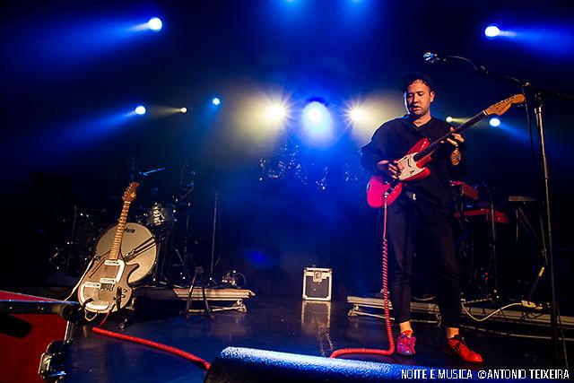 Unknown Mortal Orchestra - Hard Club '15