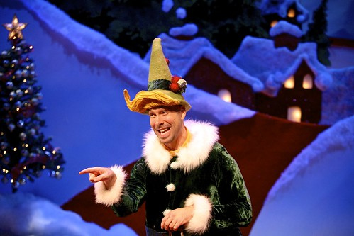 David Sedaris Christmas.Syracuse Stage