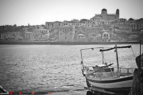 november sea monochrome architecture landscape photography boat blackwhite flickr 2015 galaxidi seascpae nikond3100 dimitrakirgiannaki nmosvoiotias