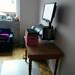 Zero budget prototype of  standing desk
