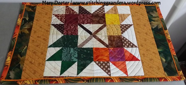 Placemat Autumn Jubilee