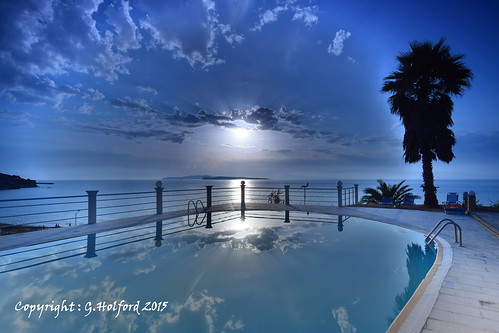 blue filter sunset clouds nikon d5300 greece corfu pool reflection serene cokin sanstefanos aghiosstefanos serenity holiday cool greek beautiful ionian mediterranean tones shades outdoor beauty med reflects calm super superb fab fabulous stunning lovely onecolour favourite holidays intenseblue poolside idyllicscene paradise swimmingpool treesilhouette silhouetted perfectplace perfectview