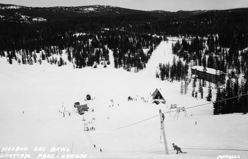 Hoodoo Ski Bowl, Santiam Pass
