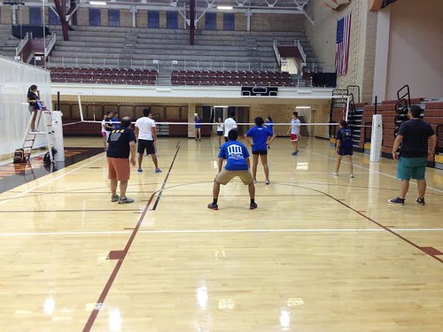 Volleyball Game 1 2015-2016