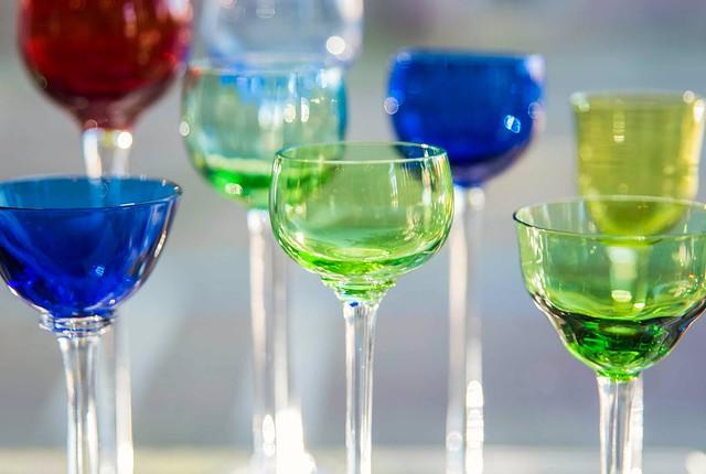 Just glas!