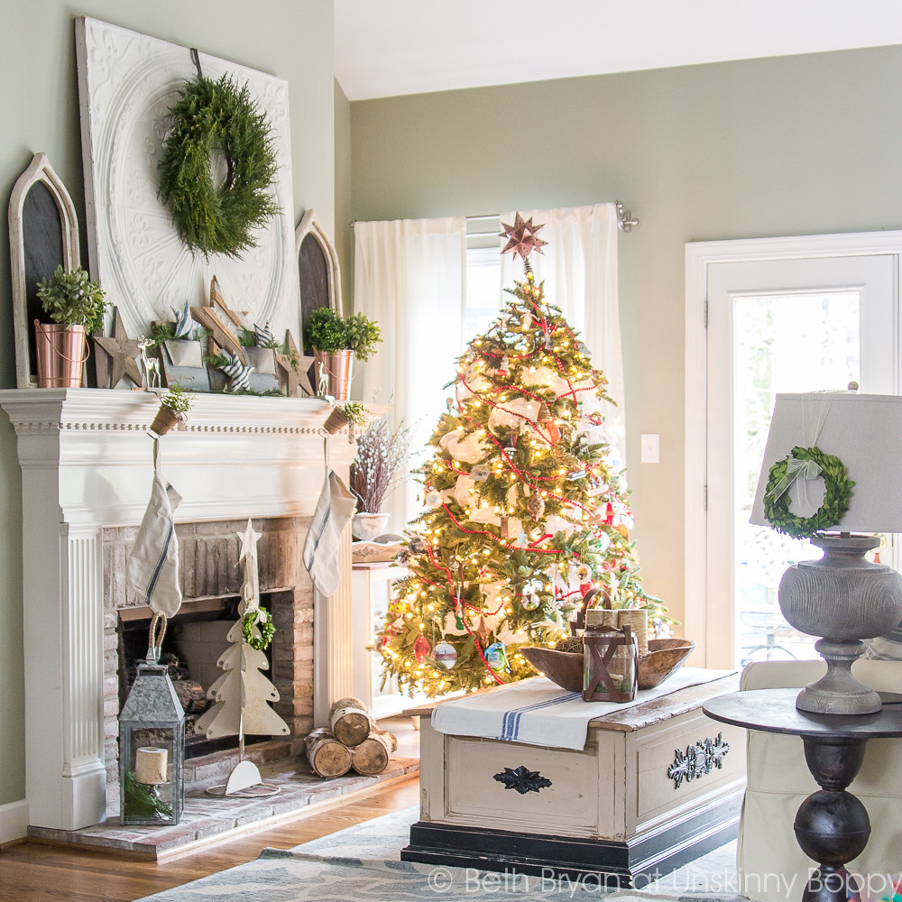 Home Holiday Decor: Christmas Decor Ideas Home Tour-7