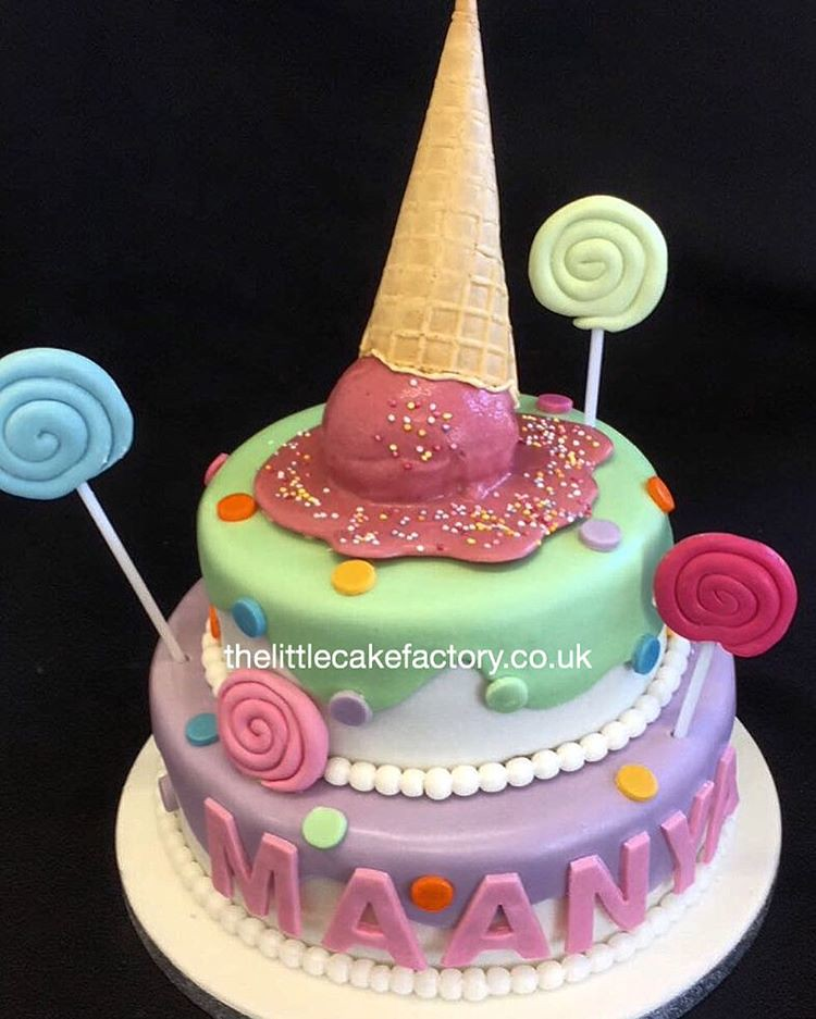Fabulous Ice Cream Lollies Birthday Cake Order Through Our Ch Flickr Funny Birthday Cards Online Elaedamsfinfo