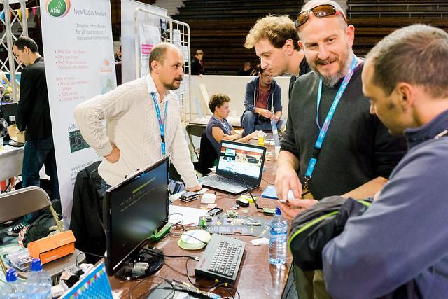 Grenoble mini Maker Faire 2015