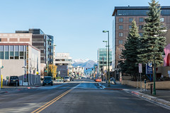 Streets of Anchorage