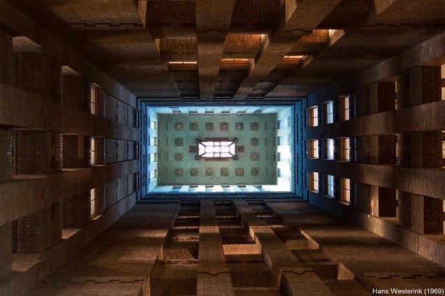 Inktpot, Utrecht, toren (binnenkant) (explored)