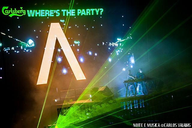 Axwell Λ Ingrosso - Carlsberg Where's the Party '15