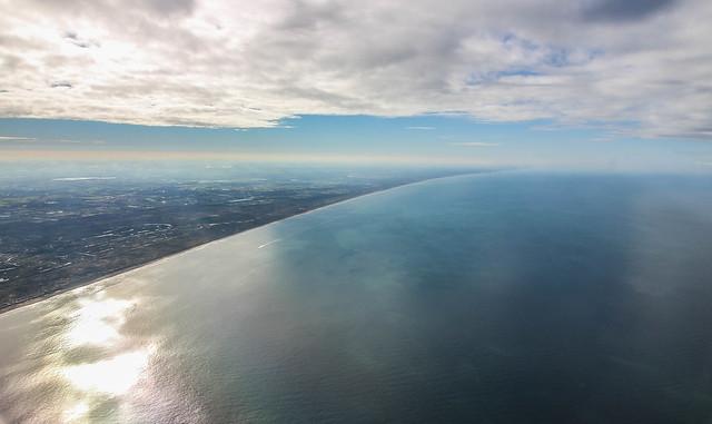 The North Sea - Dutch Coast