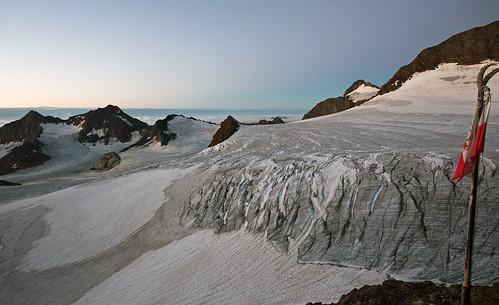 stubai stubital alps austria austrianalps tyrol botzel glacier snow ice sunrise übeltalferner