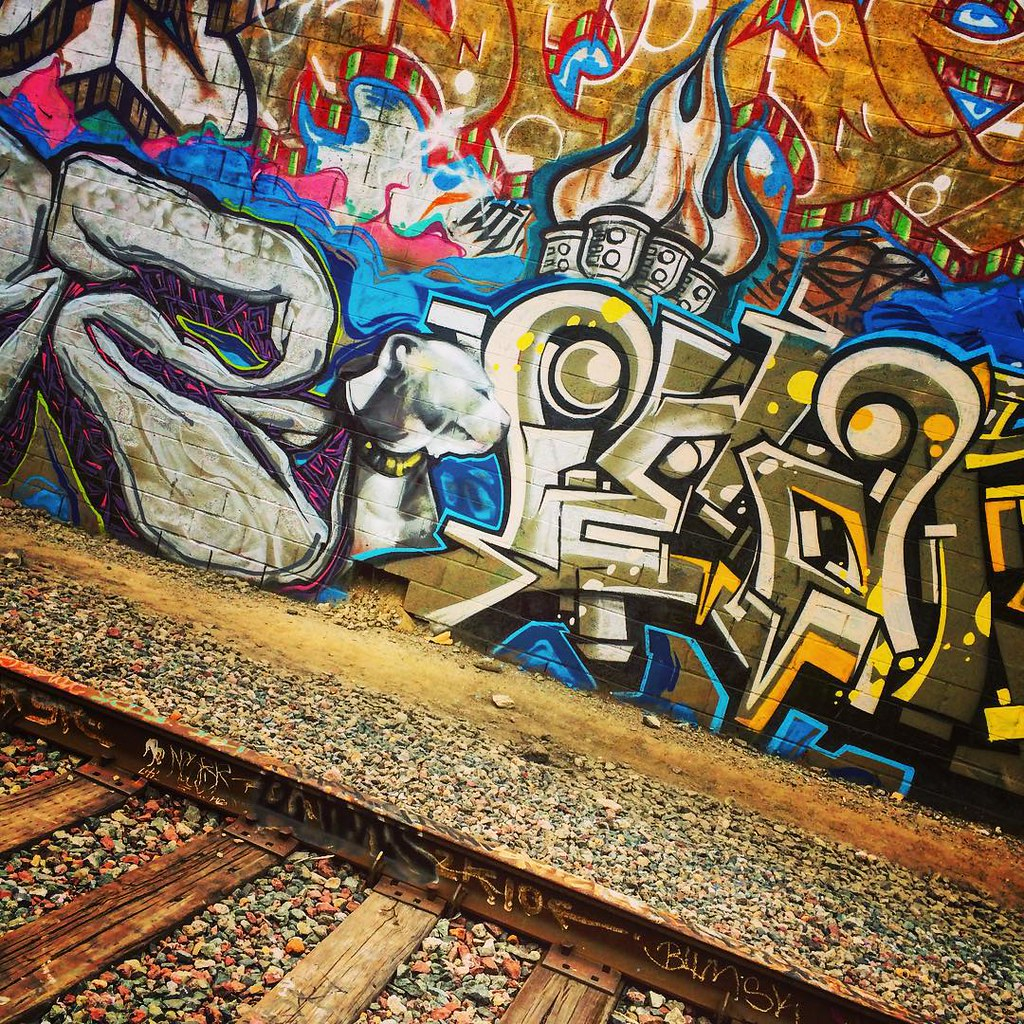 graffiti #losangeles #la #southcentral #spraypaint #urban… | Flickr