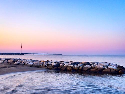 sunset chesapeakebay herringtonharbor