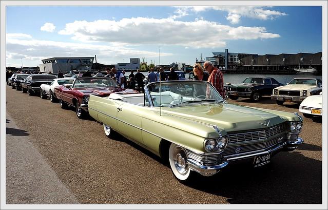 Cadillac de Ville 62 Convertible / 1964