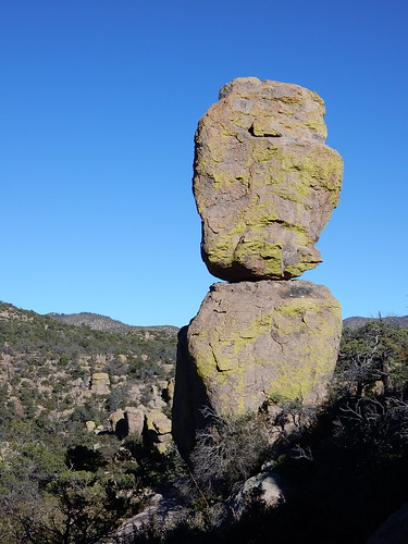 Chiricahua NM - hike - 3