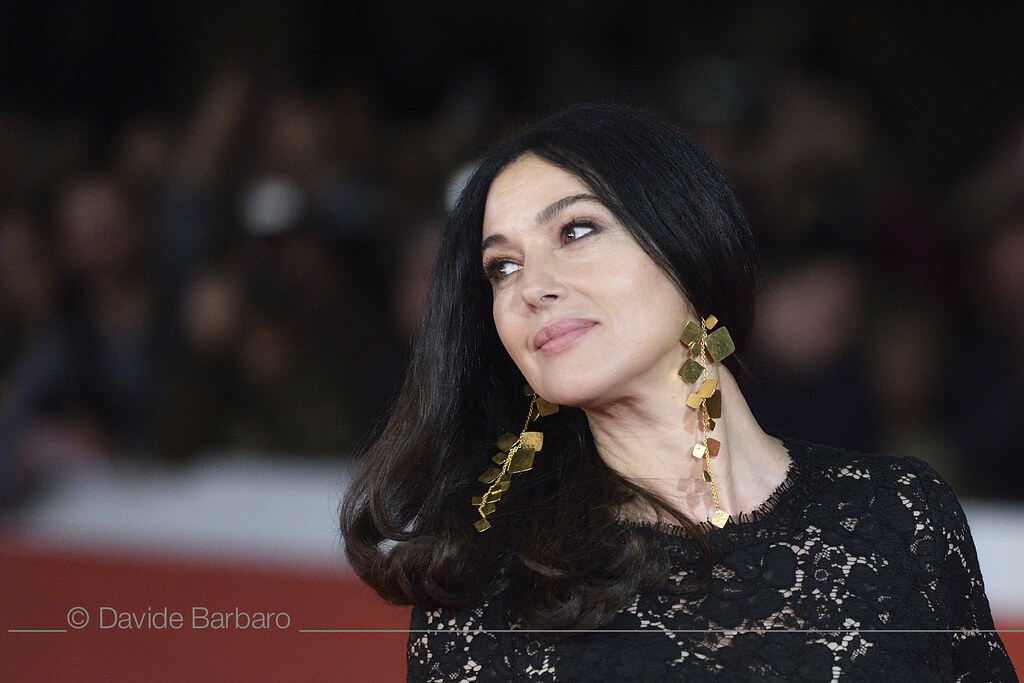 Monica Bellucci At Rome Film Festival Thigh Gap Flickr