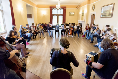 National Youth Folk Ensemble_Halsway Manor 2016_016_Credit Camilla Greenwell