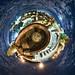 Planet Bock at night