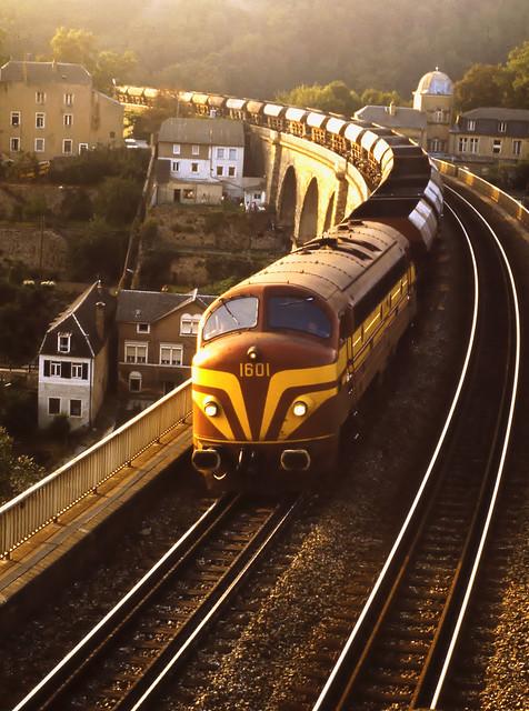 CFL 1601 - Luxemburg