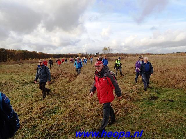 2016-11-16    3e Rondje-WolfHeze   25 Km  (144)