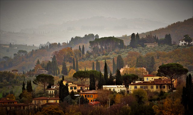 Surrounding Florence 1