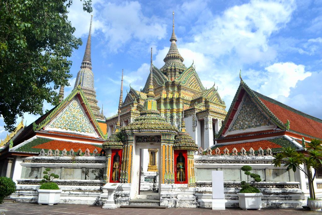 Amazing view of Wat Pho, BAngkok   Pablo Andrés Rivero   Flickr