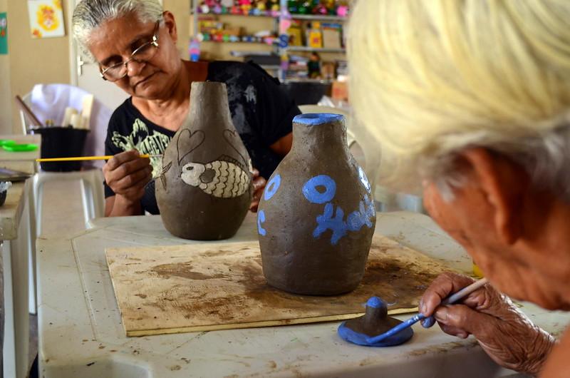 curso de ceramica ECOA. Sobral, Ceará 2016 (1)
