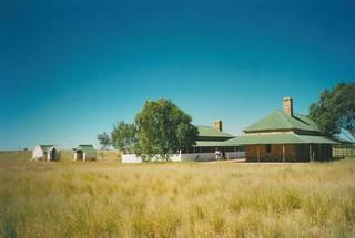 Tennant Creek Telegraph Repeater Station
