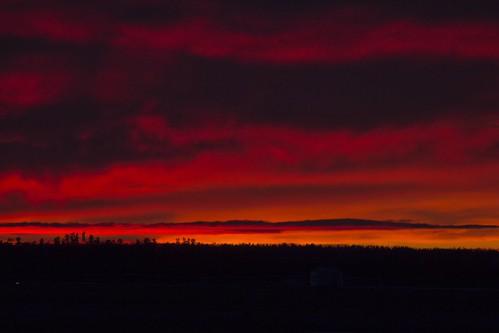 sunrise red july somerslea mtsomers mountsomers canterbury nz newzealand midcanterbury morning sky amazing stunning mareeareveleyphotography mareeareveley