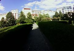Praha park