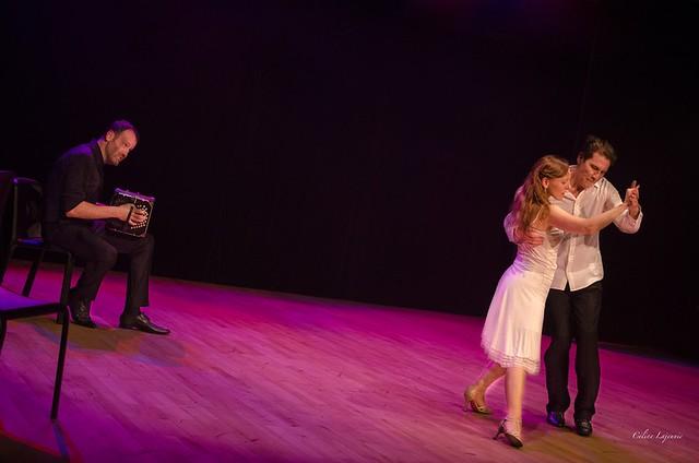 Compagnie Aqui Macorina : Corte Tango