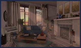 Park Place Home Decor: Team Diabetes, Connie's Set | by Hidden Gems in Second Life (Interior Designer)