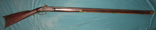 M. R. Hixson Rifle - Made By A Relative