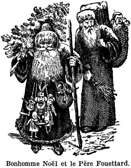 Noël Pèrefouettard Etienne Mahler Flickr