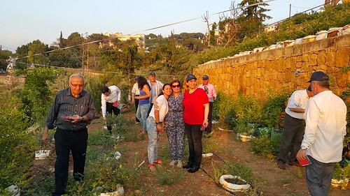 Rotary gathering all picking Berries ce Jun 16, 2015 | by toutberryfarms
