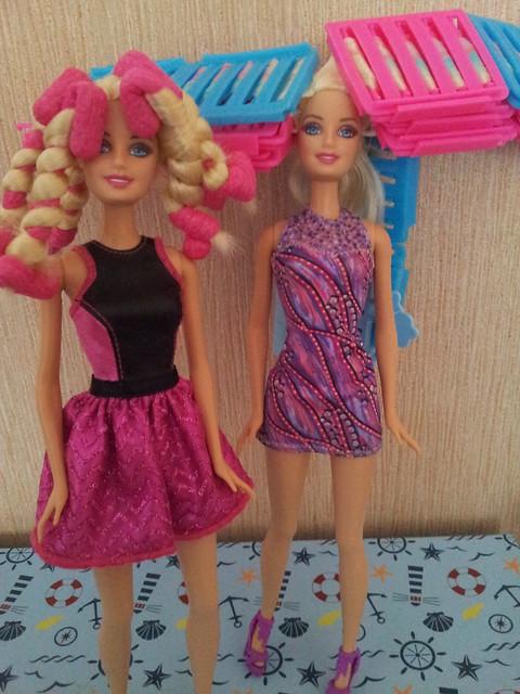 Endless Curl Barbie
