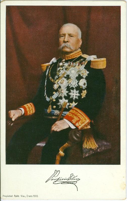 General Porfirio Díaz.